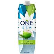 O N E Coconut Water