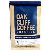 OAK CLIFF COFFEE Oak Cliff Coffee Rosemont Crest Blend
