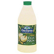 Oak Farms Dairy Holiday Egg Nog
