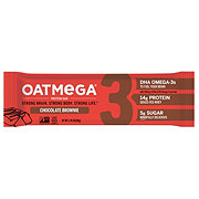 Oatmega Chocolate Brownie Protein Bar