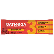 Oatmega Chocolate Peanut Protein Bar