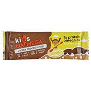 Oatmega Kids Bar Vanilla Almond Crisp