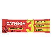 Oatmega Lemon Chia Protein Bar