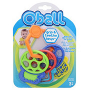 Oball Grip & Teethe Keys Toy