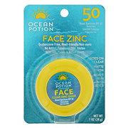 Ocean Potion Face Zinc SPF 50
