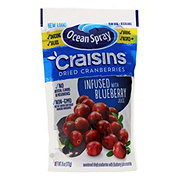 Ocean Spray Craisins Dried Cranberries With Blueberry Juice