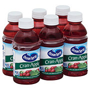 Ocean Spray Cran-Apple Juice 10 oz Bottles