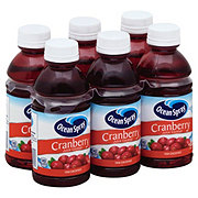 Ocean Spray Cranberry Cocktail Juice 10 oz Bottles