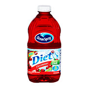 Ocean Spray Diet Cranberry Juice With a Hint of Lime