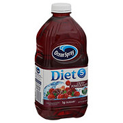 Ocean Spray Diet Cranberry Pomegranate Juice Beverage