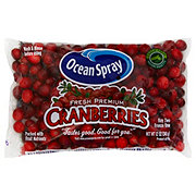 Ocean Spray Fresh Premium Cranberries