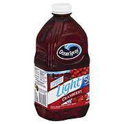 Ocean Spray Light Cranberry Juice Drink