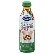 Ocean Spray Organic Cranberry Apple Juice