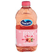 Ocean Spray Pink Cranberry Juice Cocktail