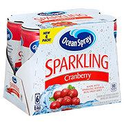 Ocean Spray Sparkling Cranberry