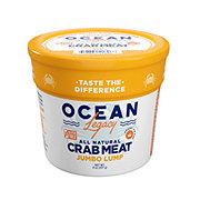 Ocean Tech Jumbo Lump Crab Meat