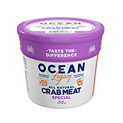 Ocean Tech Special Pasteurized Crab Meat