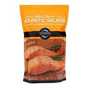 Oceanic Atlantic Salmon Portions Skin-On
