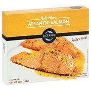 Oceanic Butter Herb Atlantic Salmon Portions