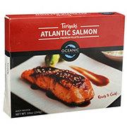 Oceanic Teriyaki Atlantic Salmon Portions