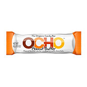 Ocho Organic Peanut Butter Candy Bar