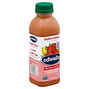 Odwalla Strawberry Banana Smoothie
