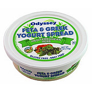 Odyssey Feta & Greek Yogurt Spread Mediterranean Herb