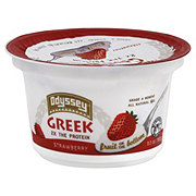Odyssey Greek Yogurt Strawberry