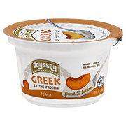 Odyssey Peach Greek Yogurt