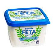 Odyssey Reduced Fat Crumbled Feta