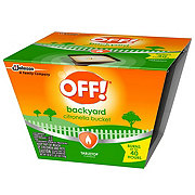 OFF! Citronella Bucket