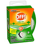 OFF! Clip-On Mosquito Repellent