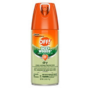 OFF! Deep Woods Dry Aerosol
