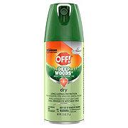 OFF! Deep Woods Dry Aerosol
