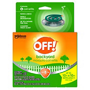 OFF! Patio & Deck Mosquito Coil III Refills