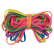 Office Logic Multicolored Rubber Bands