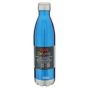 a91084e1064 Oggi Calypso 25 OZ Double Wall Vacuum Sealed Stainless Steel Bottle Blue.  Select options for price. Rating is 0 stars out of 5 stars