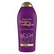 OGX Biotin & Collagen Conditioner Salon Size