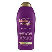 OGX Biotin & Collagen Shampoo Salon Size