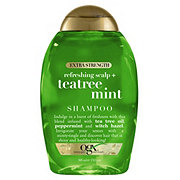 OGX Extra Strength Refreshing Scalp Tea Tree Mint Shampoo