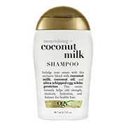 OGX Nourishing Coconut Milk Shampoo, Trial Size