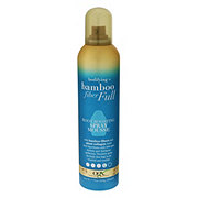 OGX Root Boosting Spray Mousse