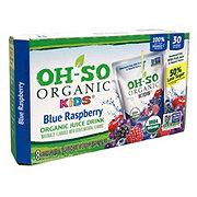 OH-SO Organic Kids Blue Raspberry Juice Drink