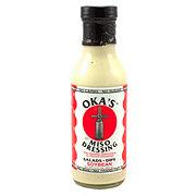 Oka's Miso Salad & Soybean Dip Dressing