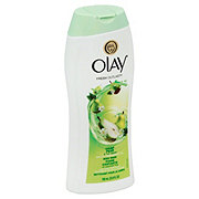 Olay Fresh Outlast Body Wash, Crisp Pear & Fuji Apple