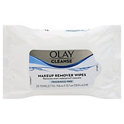 Olay Make Up Remover Wet Cloth Fragrance Free