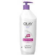 Olay Quench Soothing Orchid & Black Currant Body Lotion