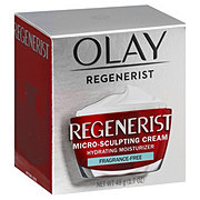 Olay Regenerist Micro-Sculpting Cream Fragrance-Free Face Moisturizer