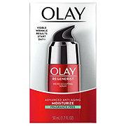 Olay Regenerist Micro-Sculpting Serum, Fragrance-Free Face Moisturizer