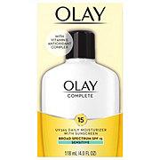 Olay Sensitive All Day Moisturizer with Sunscreen